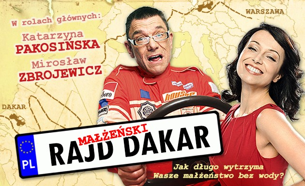 Małżeński Rajd Dakar