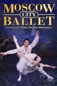 Moscow City Ballet – Śpiąca Królewna