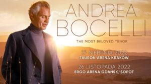 ANDREA BOCELLI – Belive World Tour