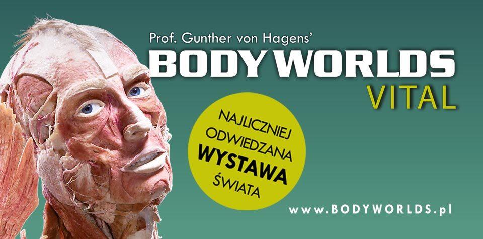 BODY WORLDS VITAL – Wrocław i Warszawa